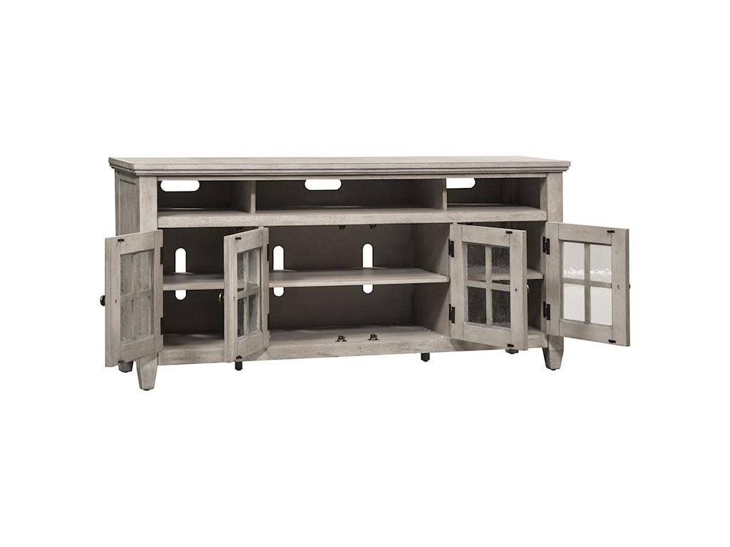 Liberty Furniture HeartlandEntertainment TV Stand