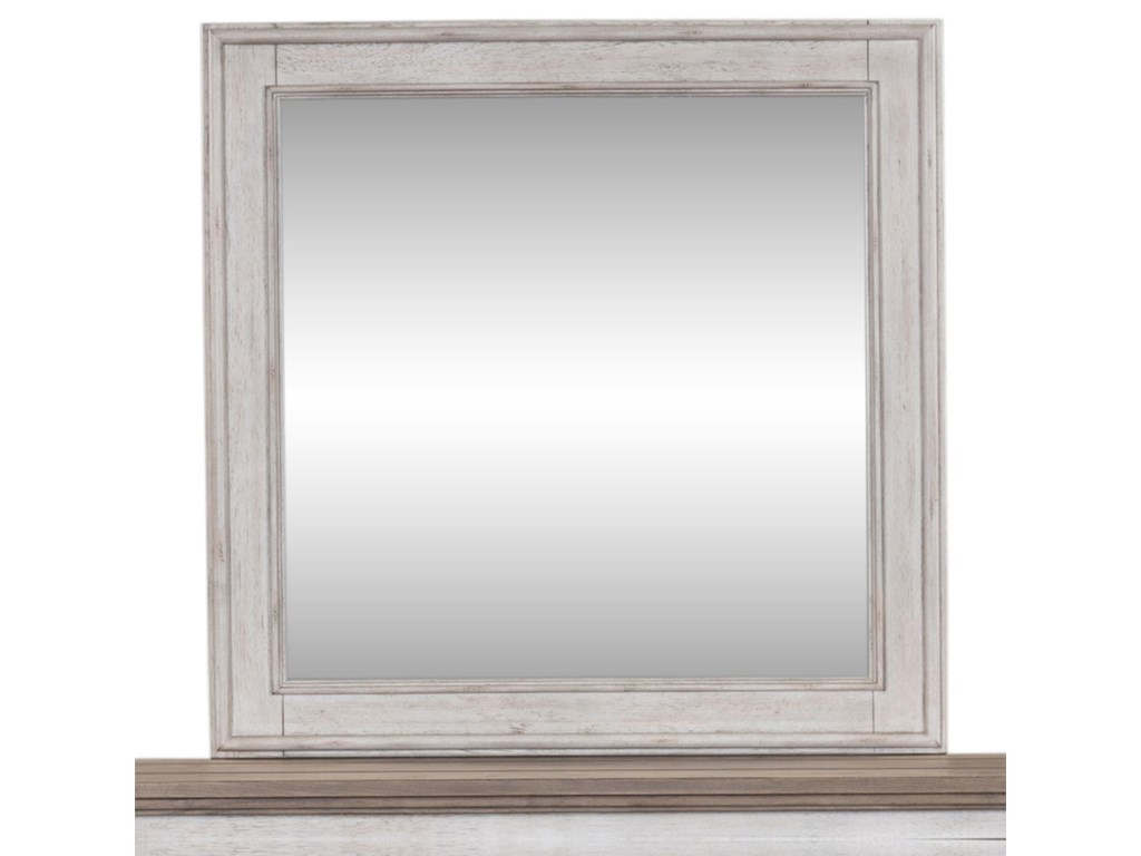 Liberty Furniture HeartlandDresser and Mirror Set