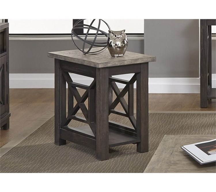 Liberty Furniture Heatherbrook OccasionalChair Side Table