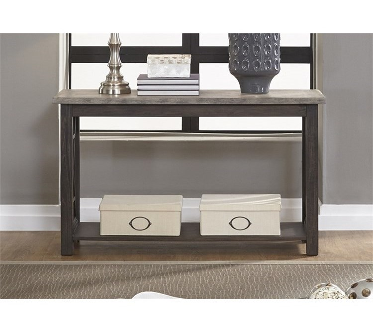 Liberty Furniture Heatherbrook OccasionalSofa Table