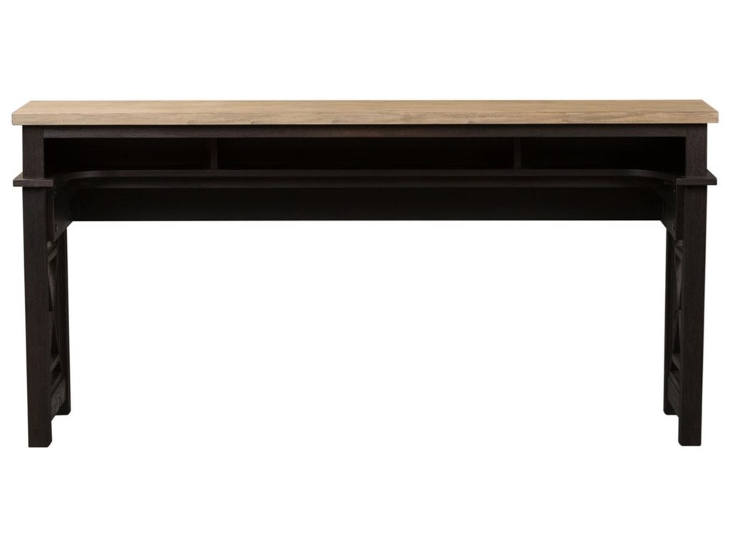 Liberty Furniture HeatherbrookConsole Bar Table
