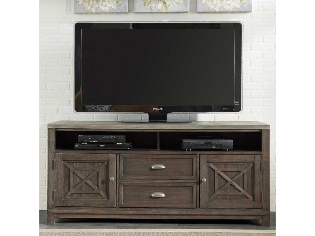 Liberty Furniture Heatherbrook EntertainmentEntertainment TV Stand