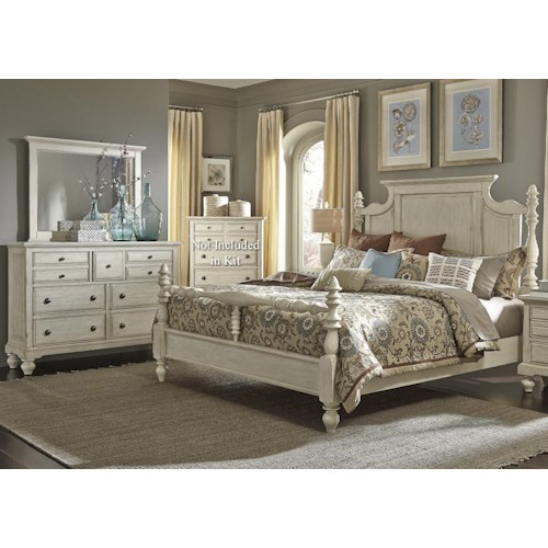 Liberty Furniture 697-BR King Bedroom Group