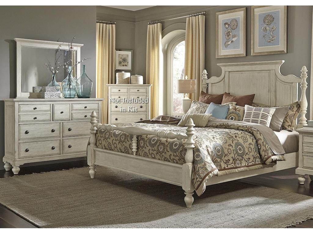 Liberty Furniture 697-BRQueen Bedroom Group