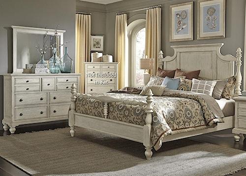 Liberty Furniture 697-BR King Bedroom Group