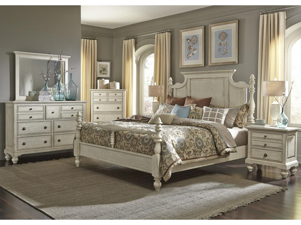 Liberty Furniture 697-BRQueen Bedroom Group