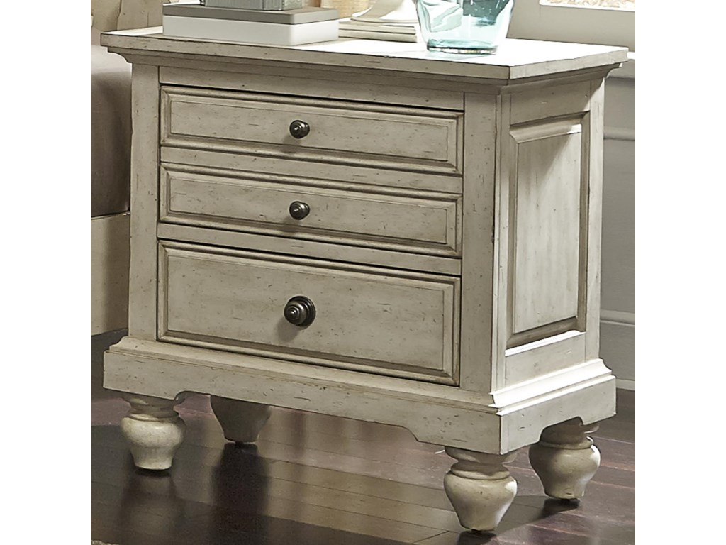 Liberty Furniture 697-BRNightstand