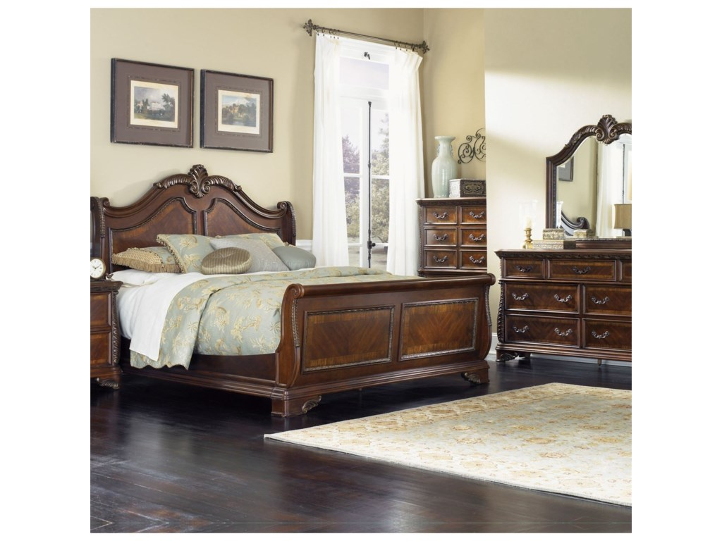 Liberty Furniture Highland CourtKing Bedroom Group