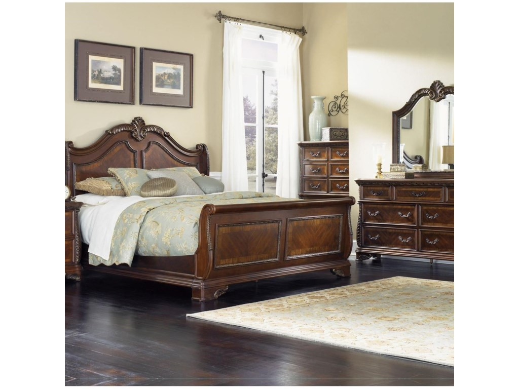 Liberty Furniture Highland CourtQueen Bedroom Group