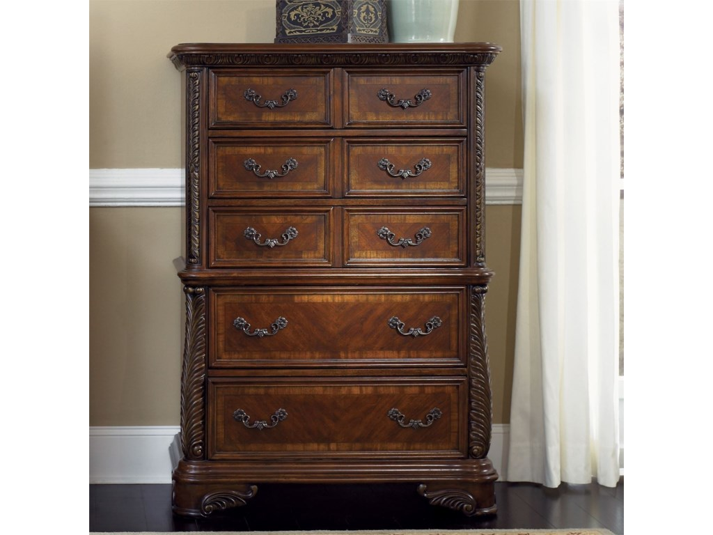 Liberty Furniture Highland Court5 Drawer Chest