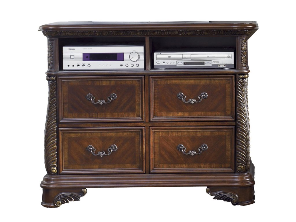 Liberty Furniture Highland Court4 Drawer Media Chest