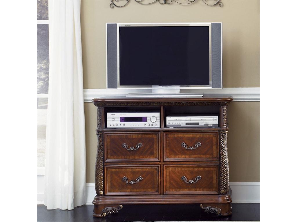 Liberty Furniture Highland Court4 Drawer Media Chest
