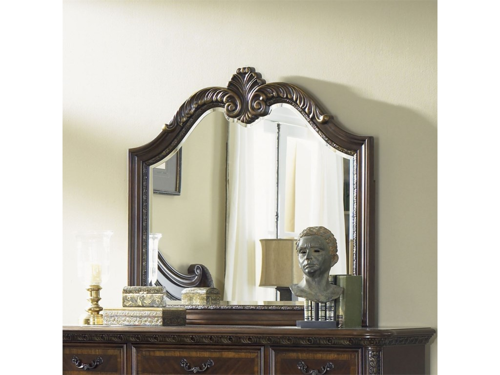 Liberty Furniture Highland CourtDresser Mirror