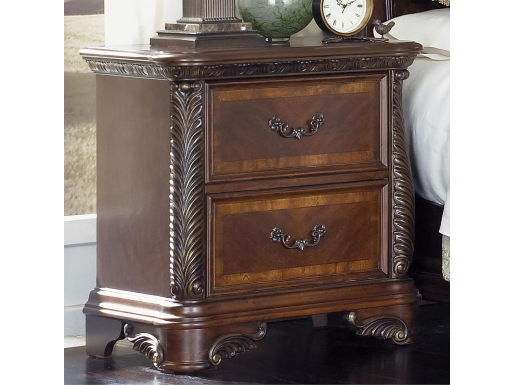 Liberty Furniture Highland CourtNightstand