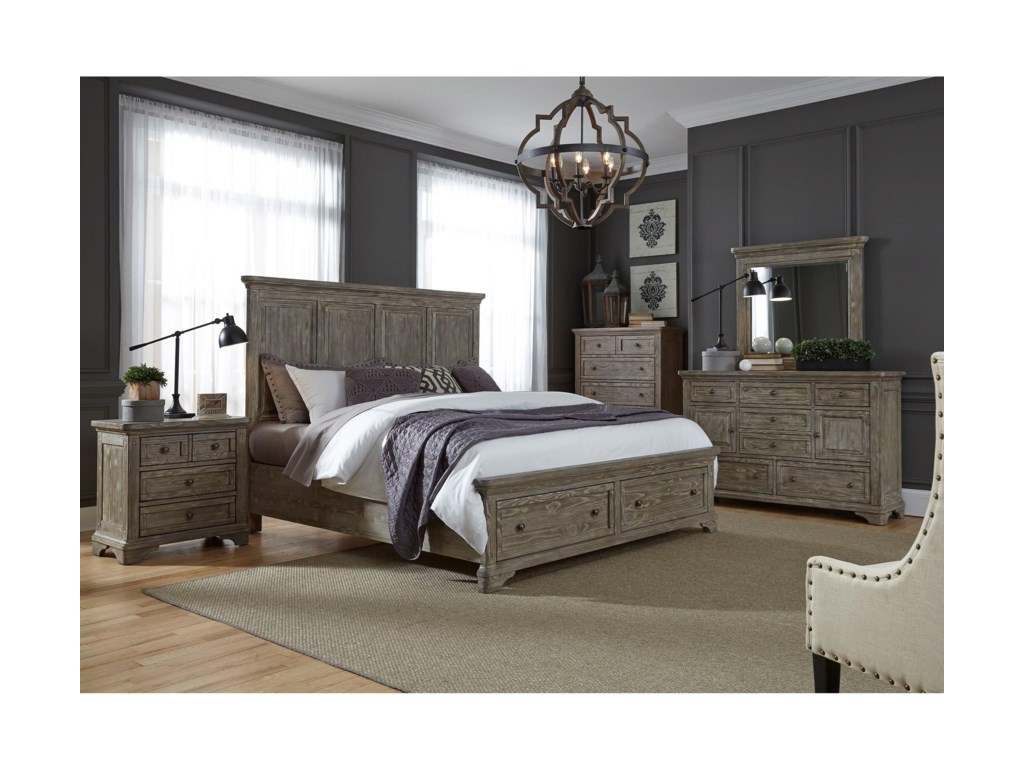 Liberty Furniture Highlands3 Piece Bedroom Set