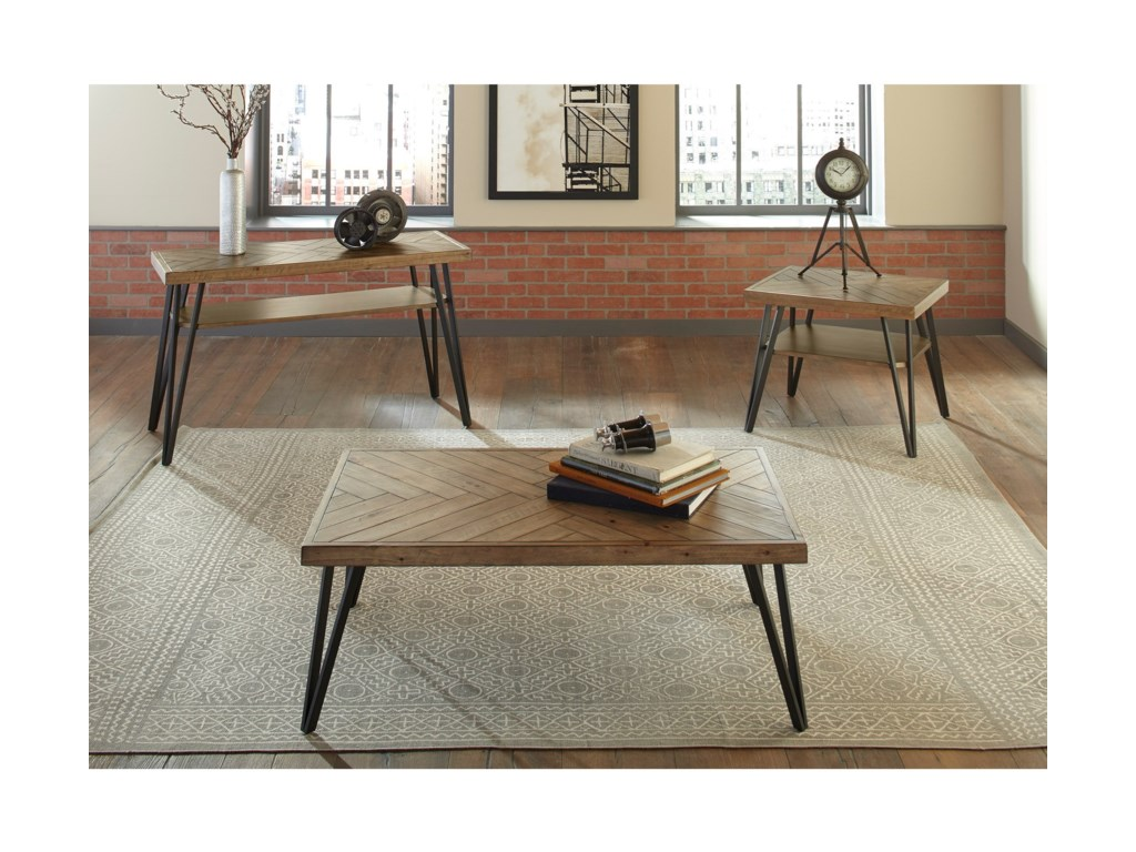Liberty Furniture HorizonsSofa Table