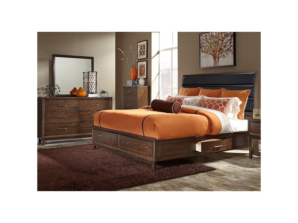 Liberty Furniture Hudson Square Bedroom5 Drawer Chest