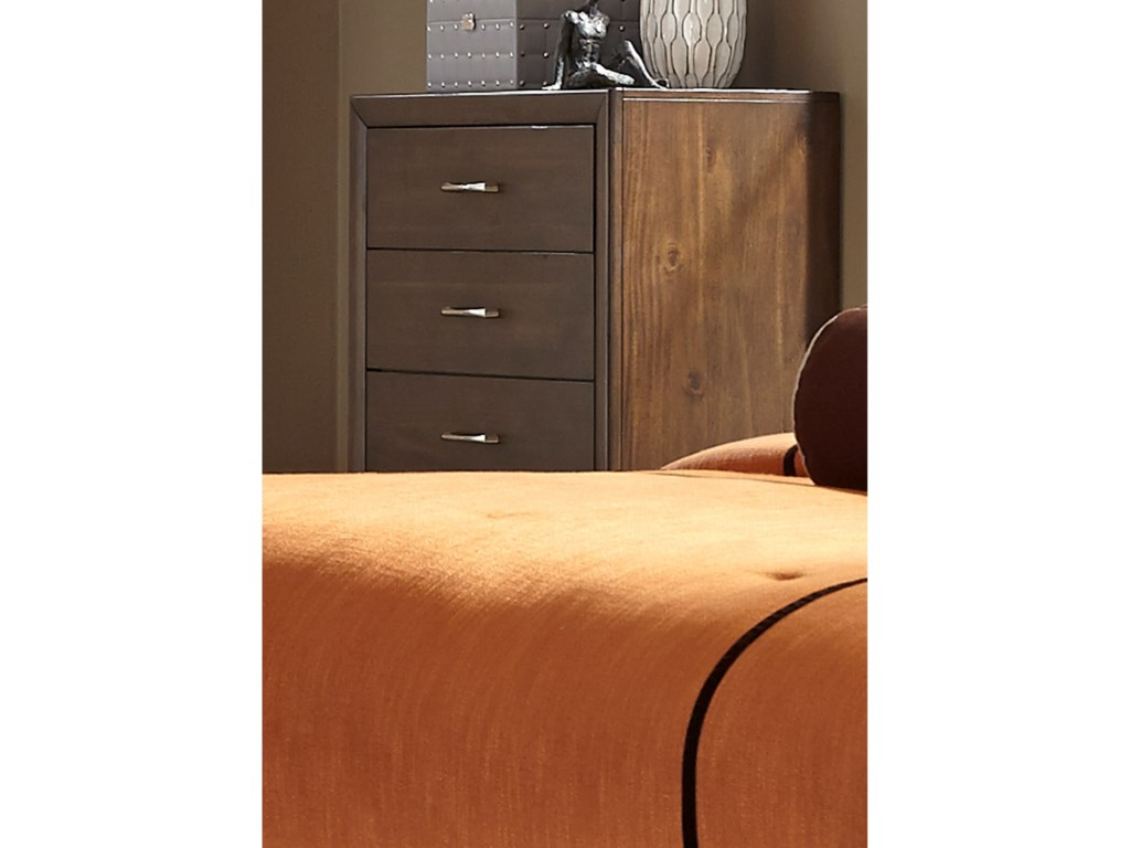 Liberty Furniture Hudson Square Bedroom5 Drawer Chest