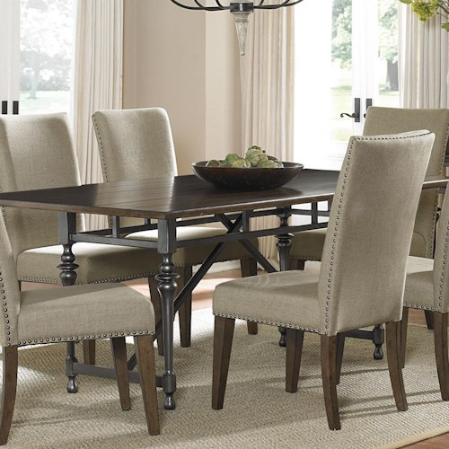 Liberty Furniture Ivy Park Dining Table w/ Legs