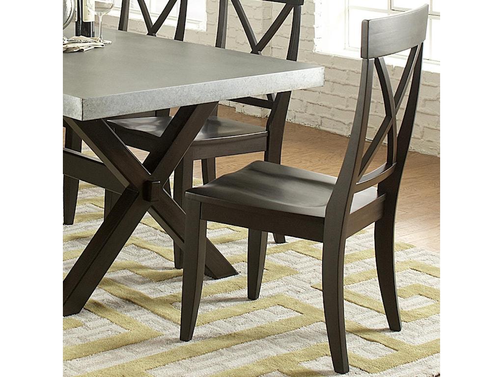 Liberty Furniture Keaton IIX-Back Side Chair