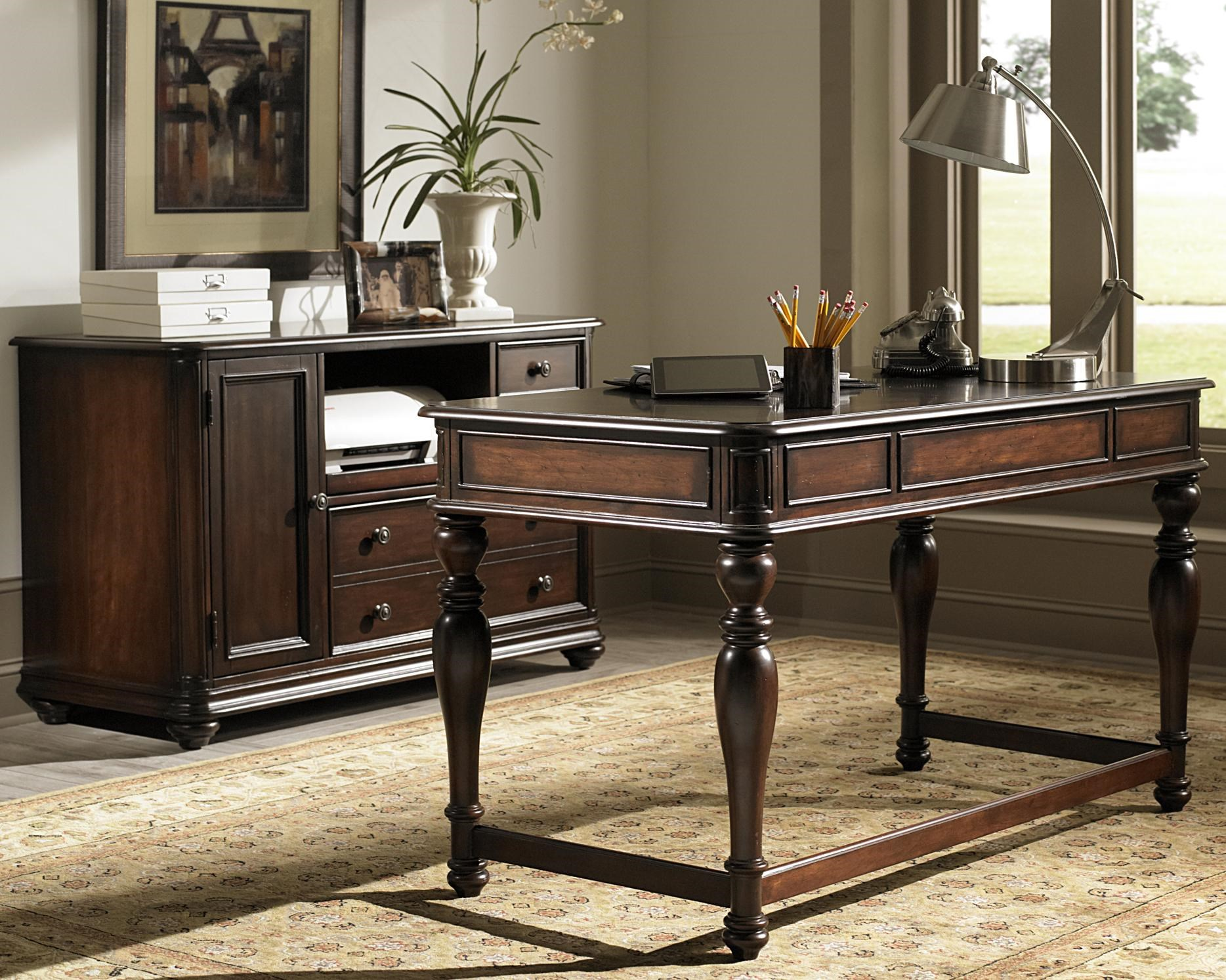 Liberty Furniture Kingston PlantationComplete Desk ...