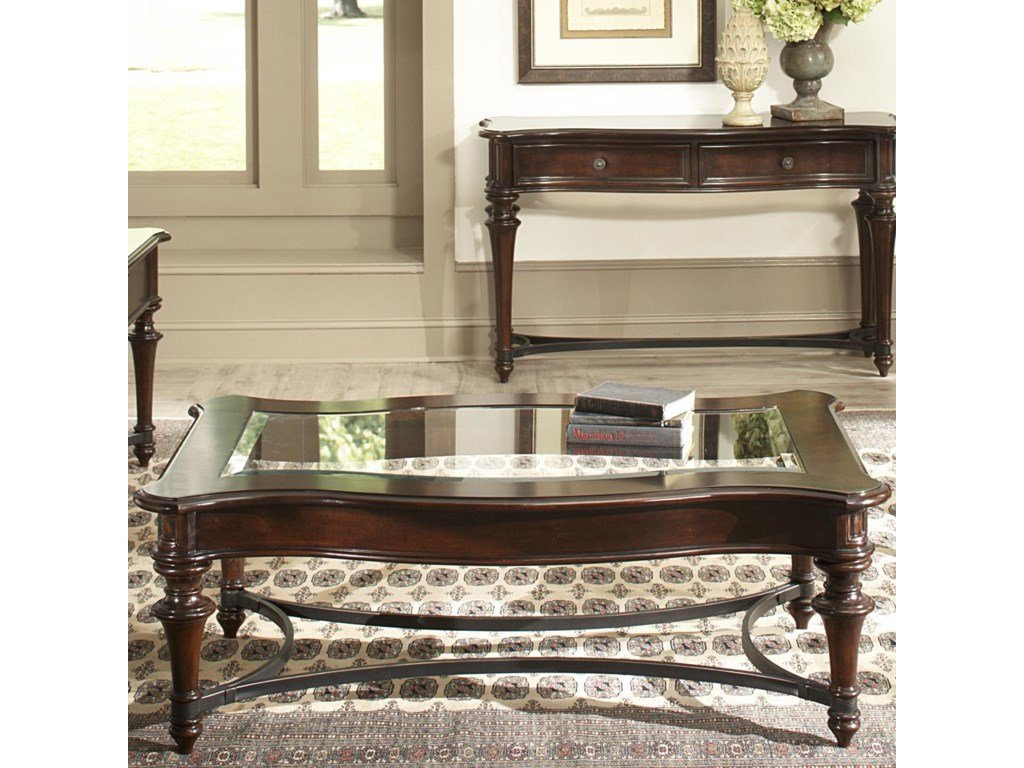 Liberty Furniture Kingston PlantationRectangular Cocktail Table