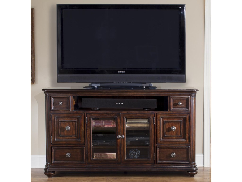 Liberty Furniture Kingston PlantationStorage TV Console