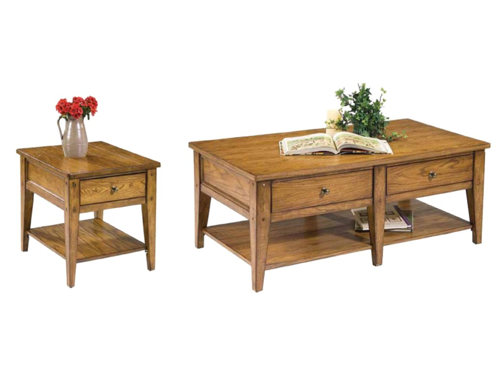 Liberty Furniture Lake House3 Piece Occasional Table Set