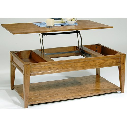 Liberty Furniture Lake House Coffee Table