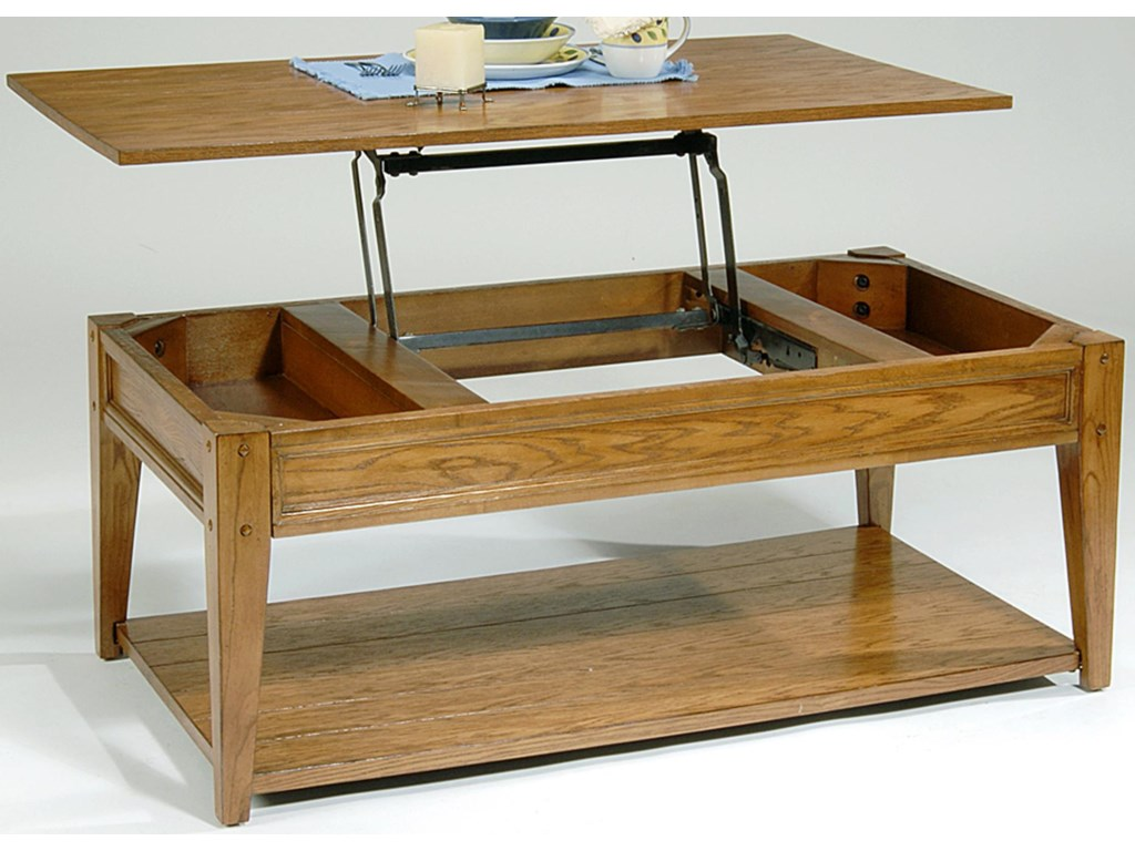 Liberty Furniture Lake HouseLift Top Cocktail Table