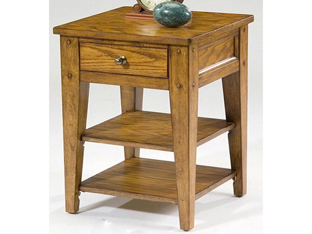 Liberty Furniture Lake HouseChair Side Table