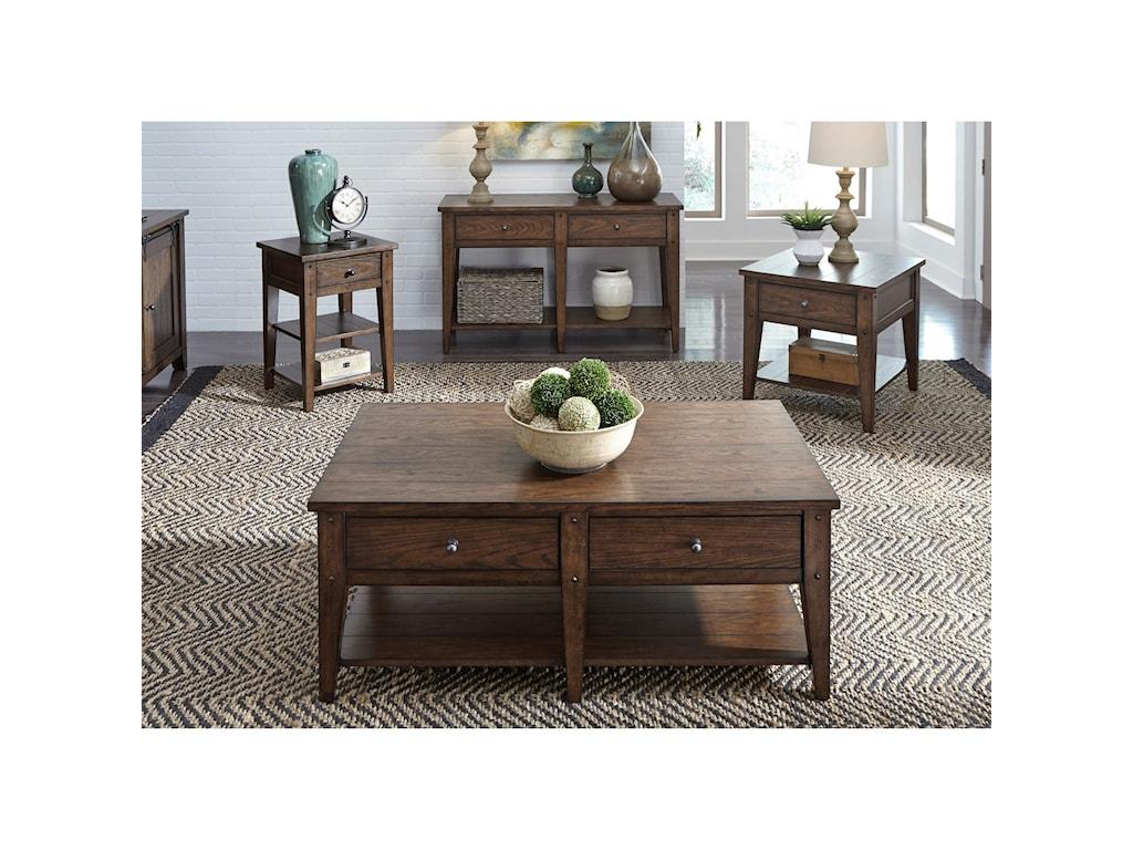 Liberty Furniture Lake HouseCocktail Table