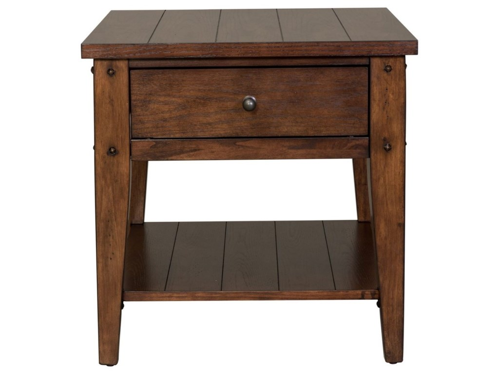 Liberty Furniture Lake HouseEnd Table