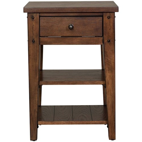 Liberty Furniture Lake House Occasional End Table