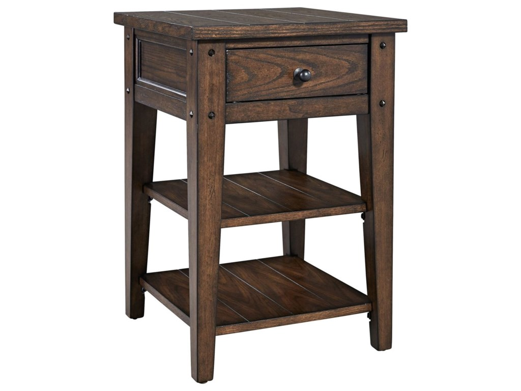 Liberty Furniture Lake HouseChair Side Table