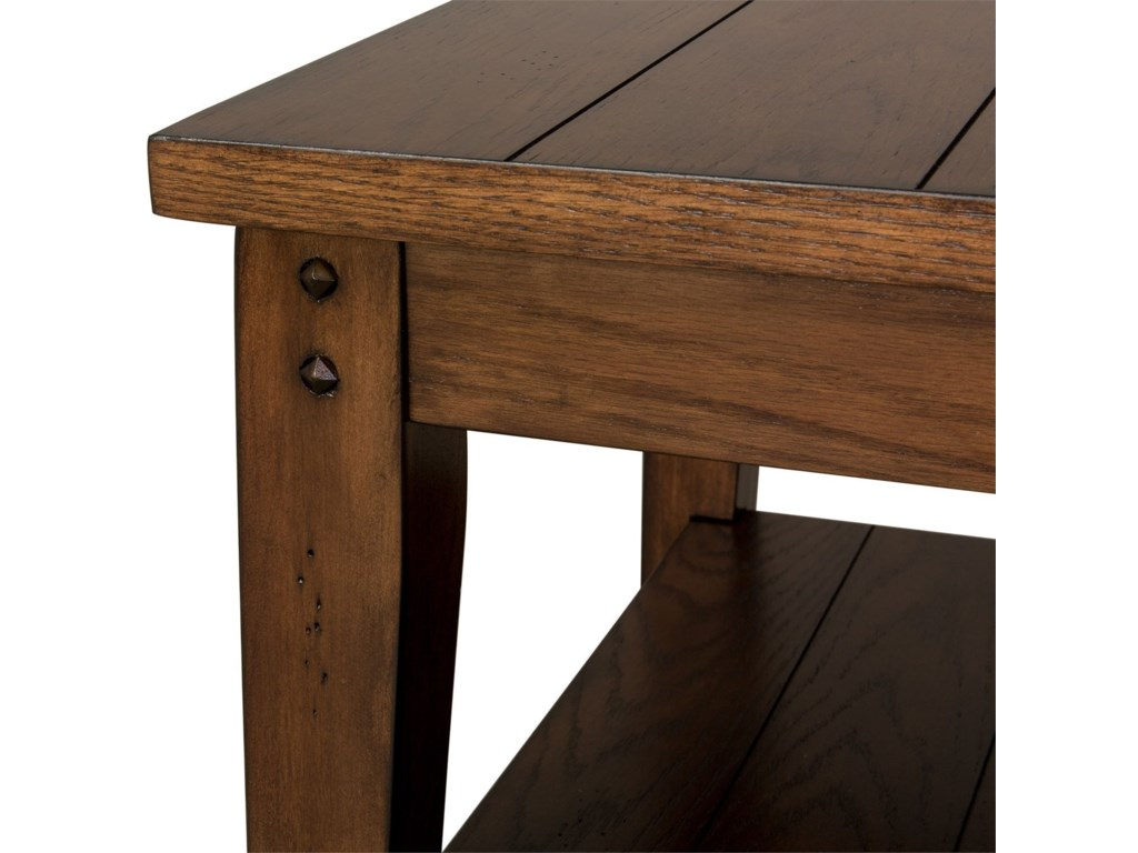 Liberty Furniture Lake HouseTiered Table