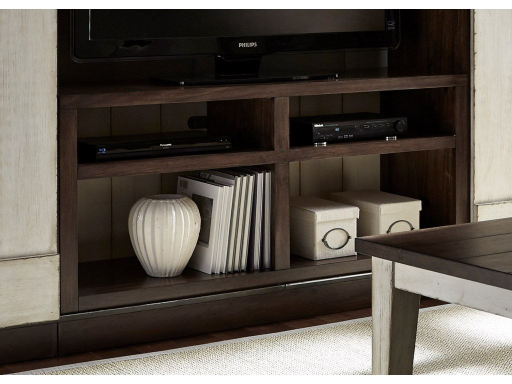 Liberty Furniture LancasterEntertainment TV Stand