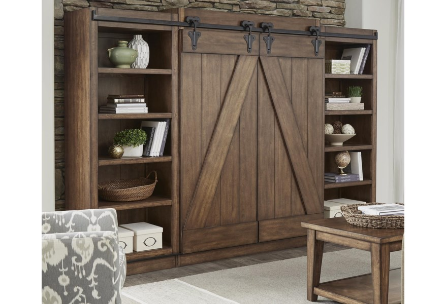 Willow Creek Entertainment Center With