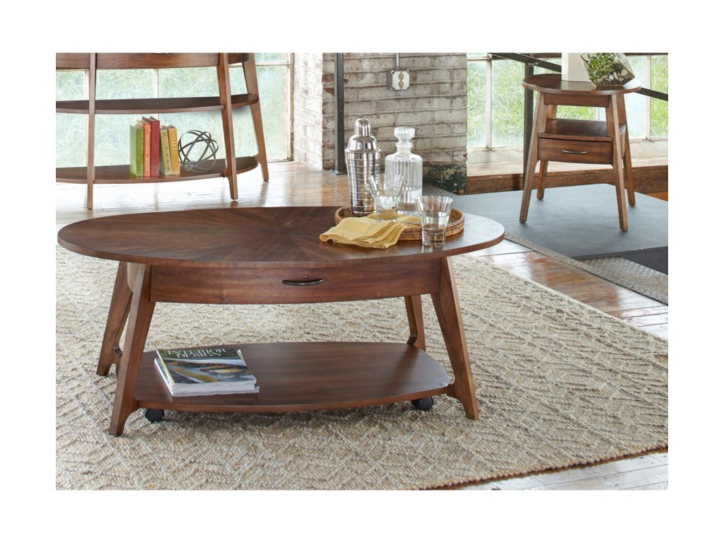 Liberty Furniture Landon Occasional3 Piece Occasional Table Set