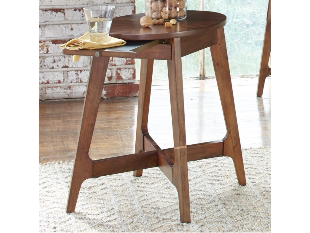 Liberty Furniture Landon OccasionalChair Side Table