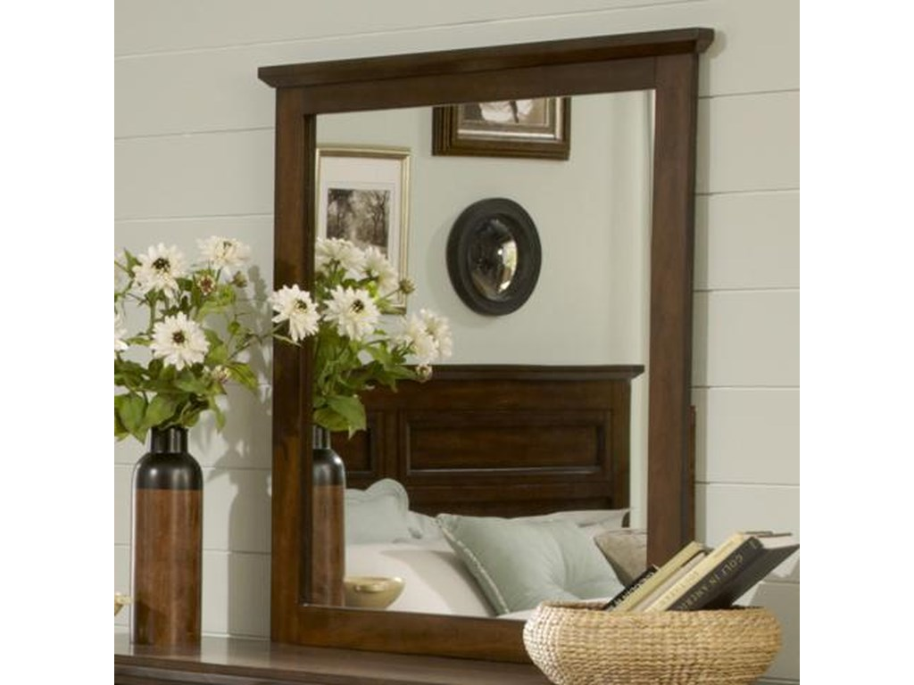 Liberty Furniture Laurel CreekDresser & Mirror