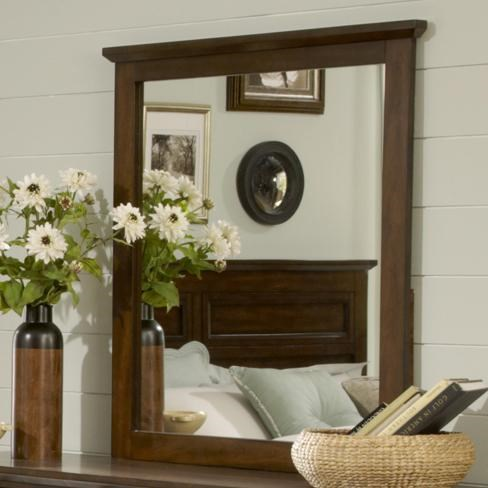 Liberty Furniture Laurel CreekDresser & Mirror