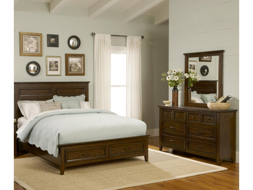 Liberty Furniture Laurel Creek6-Drawer Dresser