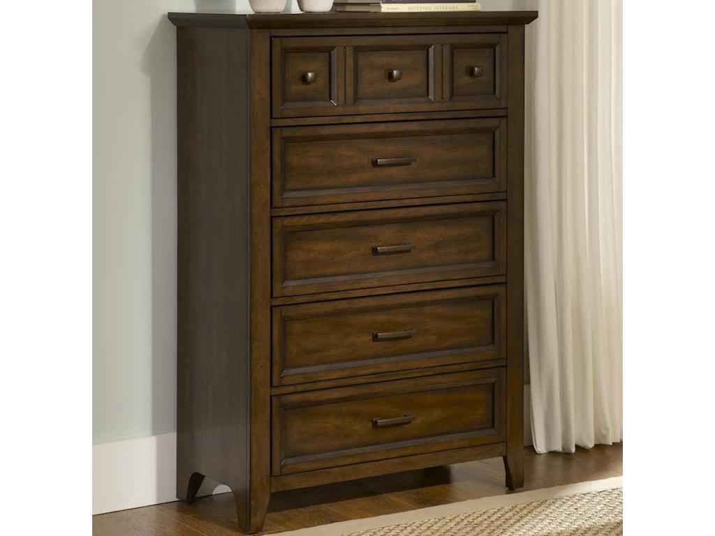 Liberty Furniture Laurel Creek5-Drawer Chest