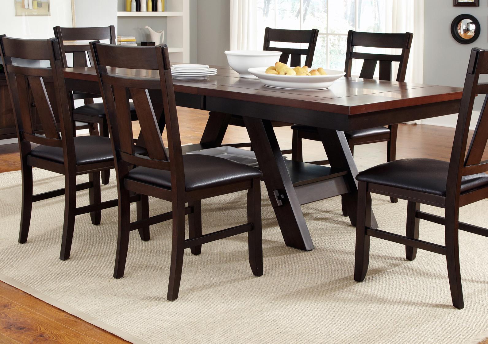 Superieur Vendor 5349 LawsonRectangular Dining Table ...