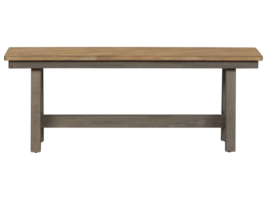Liberty Furniture Lindsey FarmBackless Bench