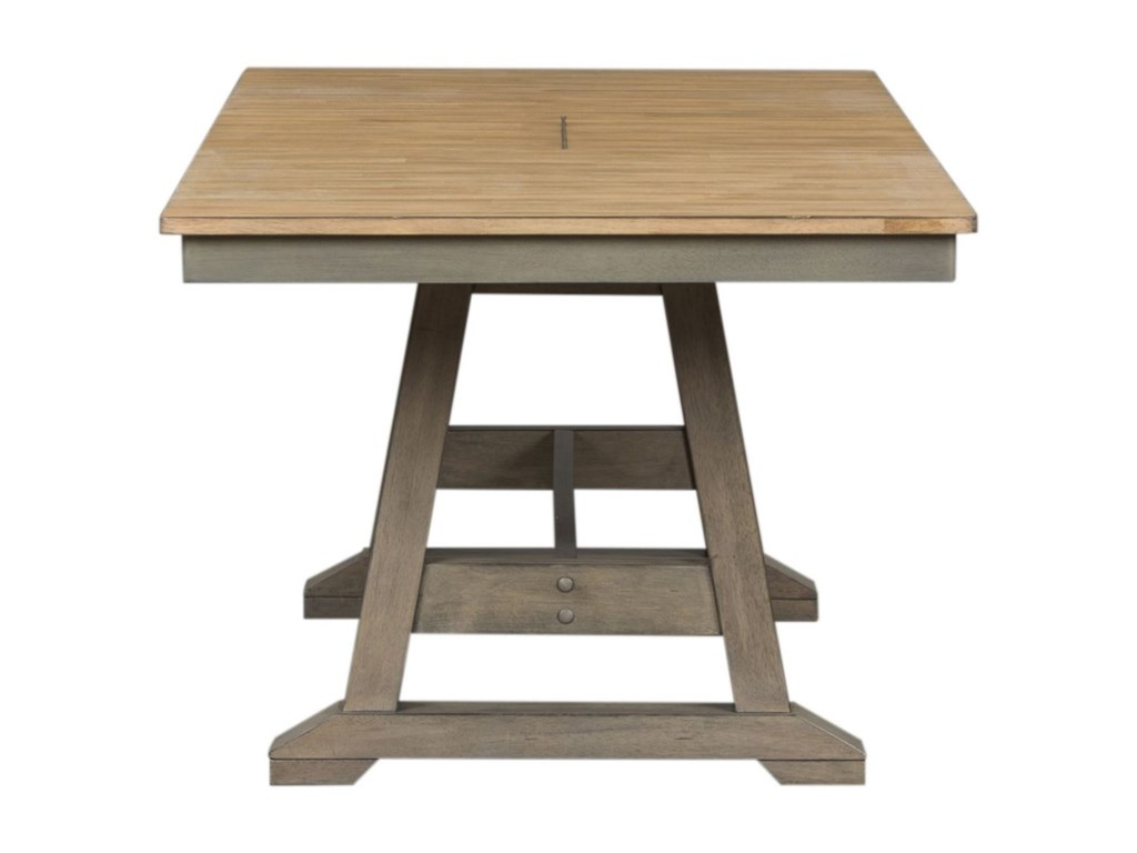 Liberty Furniture Lindsey FarmTrestle Table