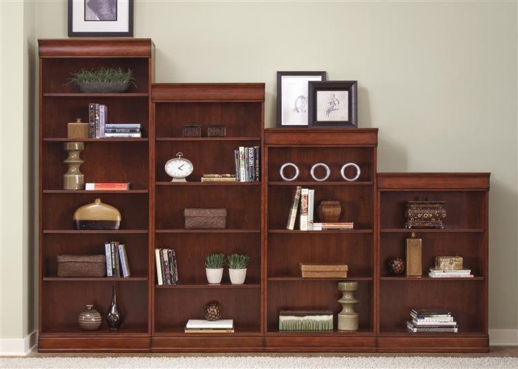 Liberty Furniture Louis Jr BookcaseJr Executive 60 Inch Bookcase