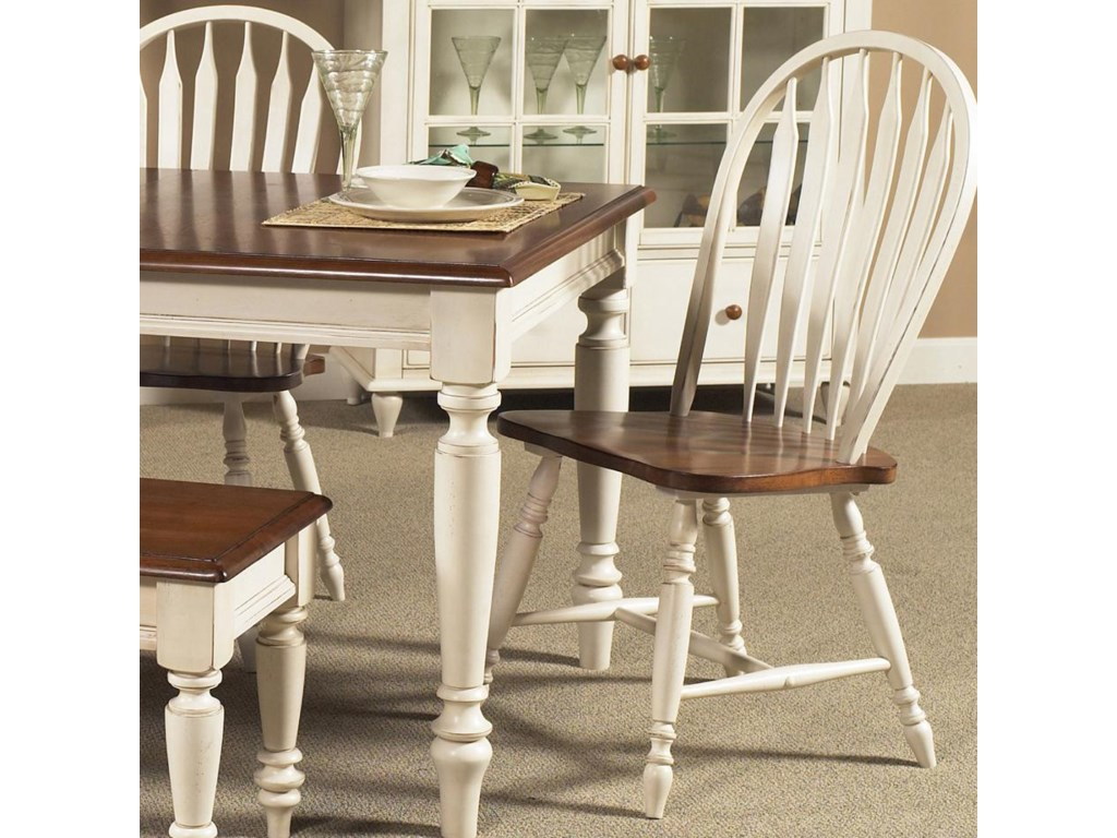 Liberty Furniture Low CountryWindsor Back Side Chair
