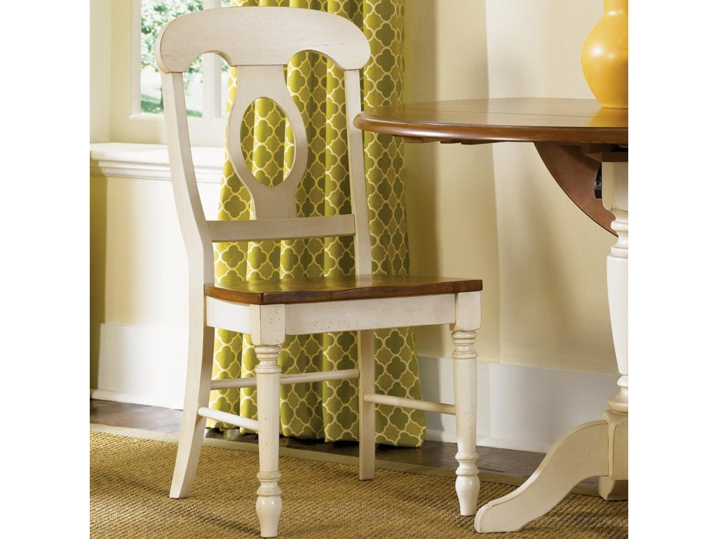 Liberty Furniture Low CountryNapoleon Back Side Chair